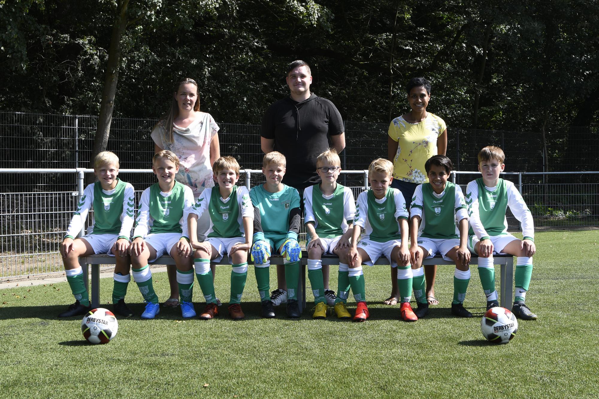 Warnsveldse Boys JO12-1