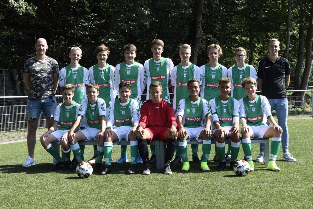 Warnsveldse Boys JO15-1
