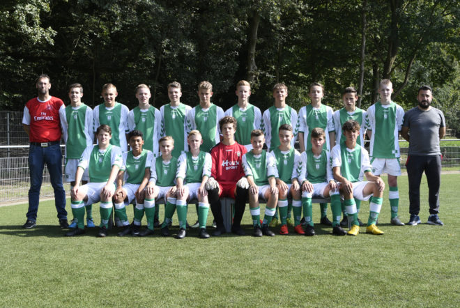 Warnsveldse Boys JO17-3