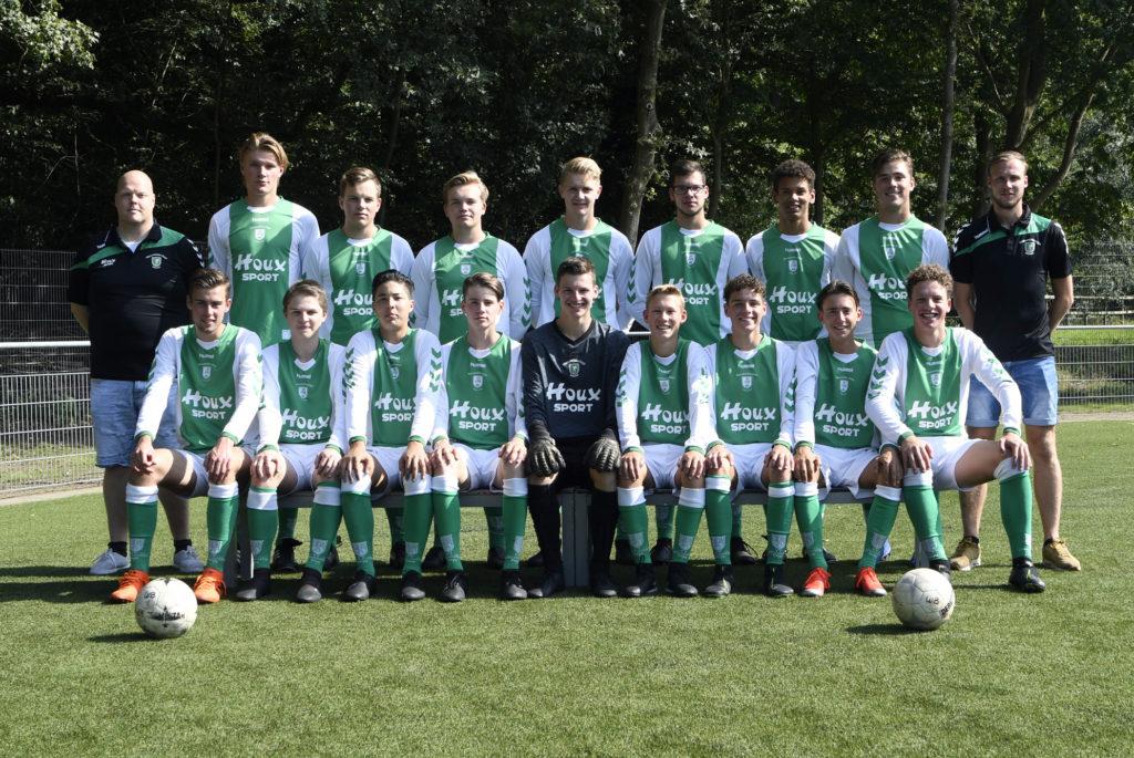 Warnsveldse Boys JO19-1