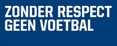 respect voetbal